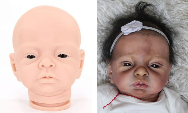 Before Amp After Reborn Sweet Dolls By Shaylen