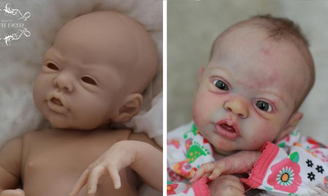 Reborn Sweet Dolls By Shaylen
